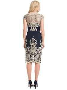 Chi Chi Daliah Dress (Navy) West Island Greater Montréal image 2