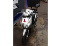 HONDA VISION 110 FOR SALE - 2015 LOW MILEAGE - AMAZING CONDITION - STERLING