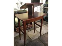 Solid Mahogany LECTERN / ROSTRUM - Superb Quality & Condition