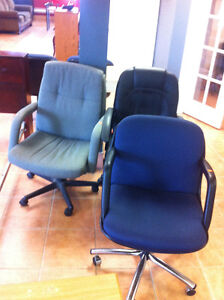 office chairs $10 each