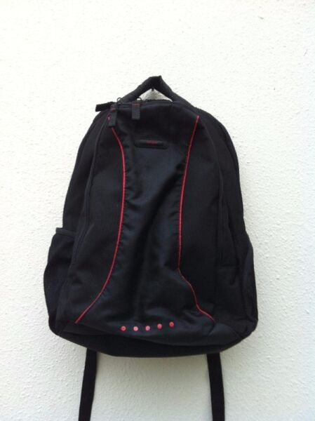Targus laptop haversack. In good condition.