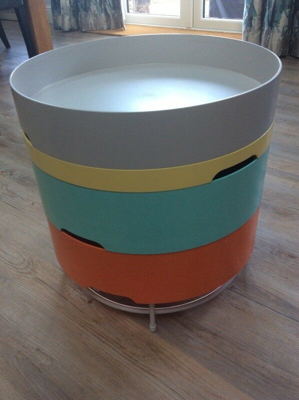 Ikea Ps 2017 Multi Colour Stacking Side Table