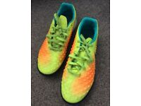 NIKE MAGISTAX Size 7 Multi Boots (ASTRO TURF)