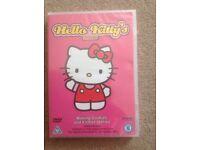 Hello Kitty's Paradise Dvd