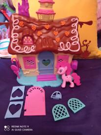 My little pony pinkie pie sweet shop