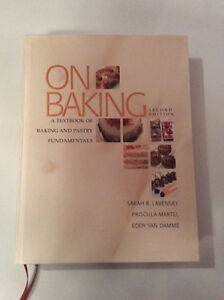 On Baking - A textbook of baking and pastry fundamentals.