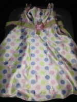 George girls party dress size 5