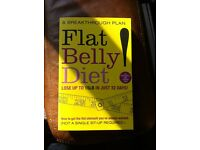 "Book ""flat belly diet"" for sale"