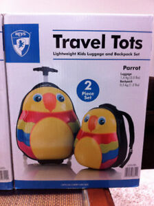 Travel Tots Parrot Luggage