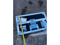 2u mixer rack case