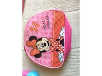 Minnie Mouse insulated lunch bag. VGC