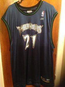 Minnesota Timberwolves Kevin Garnett *NEW/NEUF*