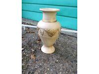 A Garden Urn.