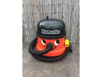 Henry Numatic vacuum cleaner Hoover 110v
