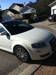 2006 Audi A3 2.0T incl. Snow Tires