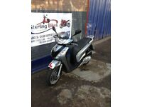 HONDA SH 125 2011 LOW MILEAGE NEW MOT - STERLING BIKES