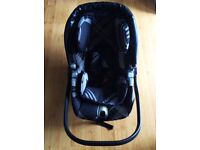 Mamas and Papas baby car seat