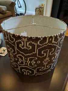Excellent Condition Large Lamp Shade Kitchener / Waterloo Kitchener Area image 1