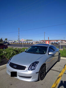 2006 Infiniti G35 Coupe 6MT
