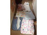 Six baby gros/sleeping bags 18-36 mnths