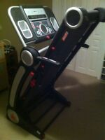 Iron man fitness edge treadmill (gym quality)