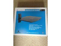 Wall Bracket/Shelf for: TV, Sky Box, DVD, Digibox, PlayStation etc