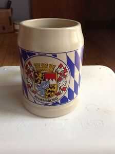 Vintage ceramic mug from Regensburg Kitchener / Waterloo Kitchener Area image 1