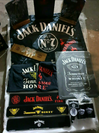Jack Daniels and other whiskey or bourbon memorabilia wanted
