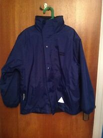 Troon Primary Waterproof coat