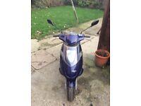 Aprilia 50cc moped
