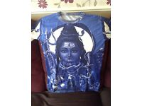 Lord shiva t-shirts from India