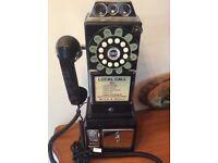 50s style American telephone full working order