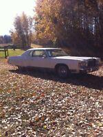 1974 Chrysler New Yorker 33000miles