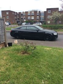 Audi A5 coupe/ standard look available