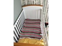 Tutti bambini cot bed in great condition