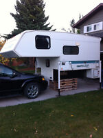 Truck Camper in great condition