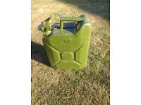 Petrol Jerry container 10lts