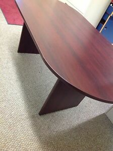 6 FOOT BOARDROOM CONFERENCE TABLE Kitchener / Waterloo Kitchener Area image 3