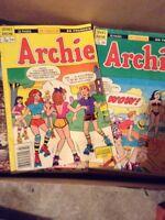 Archie années 80