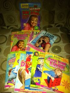 Lizzie McGuire chapter books lot#1