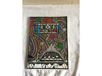 Glastonbury festival 2016 official programme very good condition