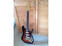 Fender Stratocaster Squire Classic Vibe as new