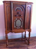 Antique Lyric Radio