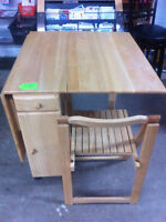 dining table with 4 chairs- delivery available