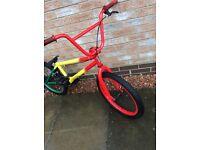 RASTA mafia BMX bike