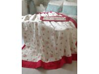 Cath kidston bespoke made curtains