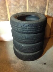 "Firestone 15"" Tires"