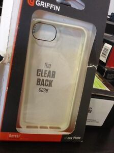 Griffin Clear Back Case iPhone 5/5s