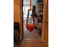 Tigger baby bouncer