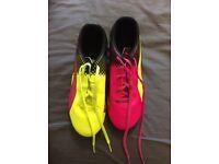 Puma evo speed football boots uk size 5